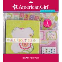 American Girl Memory Book from Blain's Farm and Fleet