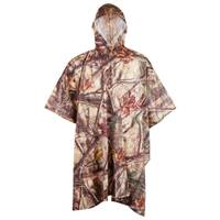 Huntworth Men's .20mm Camouflage PVC Poncho from Blain's Farm and Fleet