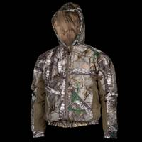 Habit Men's Realtree Insulated Bomber Jacket from Blain's Farm and Fleet