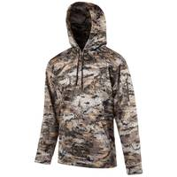 Huntworth Men's Disruption Camouflage Performance Fleece Hoodie from Blain's Farm and Fleet