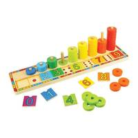 BIGJIGS Learn To Count from Blain's Farm and Fleet