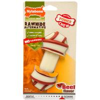 Nylabone Rawhide Alternative Knot Bone Chew Toy from Blain's Farm and Fleet
