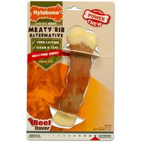 Nylabone Dura Chew Meaty Rib Alternative Beef Dog Chew from Blain's Farm and Fleet