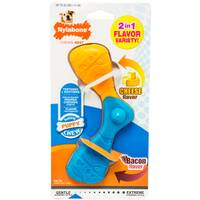 Nylabone Puppy Boomerang Chew from Blain's Farm and Fleet