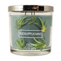 Tuscany Candle Eucalyptus Mint Candle from Blain's Farm and Fleet