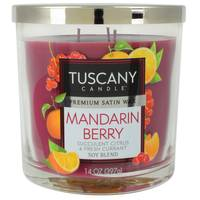 Tuscany Candle Mandarin Berry Candle from Blain's Farm and Fleet