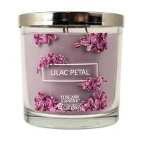 Tuscany Candle Lilac Petal Candle from Blain's Farm and Fleet