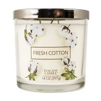 Tuscany Candle Fresh Cotton Candle from Blain's Farm and Fleet