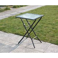 Sunjoy Square Side Table from Blain's Farm and Fleet