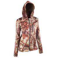 Huntworth Women's Oak Tree Camouflage Bonded Berber Jacket from Blain's Farm and Fleet