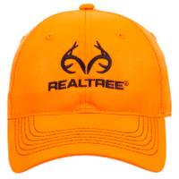 Outdoor Cap Realtree Antler Logo Blaze Orange Cap from Blain's Farm and Fleet