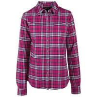 CG | CG Women's Stretch Flannel Plaid Shirt from Blain's Farm and Fleet