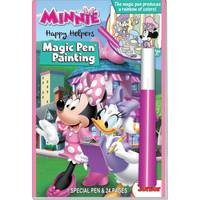 Disney Minnie Happy Helpers Magic Pen Book from Blain's Farm and Fleet