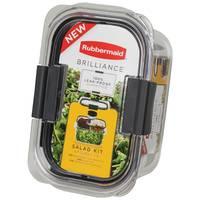 Rubbermaid Brilliance 4.7 Cup Salad Kit from Blain's Farm and Fleet
