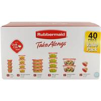 Rubbermaid TakeAlongs 40-Piece Set from Blain's Farm and Fleet