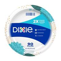 Dixie 90-Count Everyday 8.5