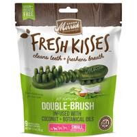 Merrick Fresh Kisses Coconut Dental Chews Pouch from Blain's Farm and Fleet
