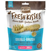 Merrick Fresh Kisses Mint Dental Chews Pouch from Blain's Farm and Fleet