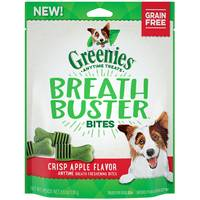 Greenies Crisp Apple Breath Buster Bites from Blain's Farm and Fleet