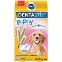 Pedigree Dentastix Chicken-Flavor Puppy Treats from Blain's Farm and Fleet