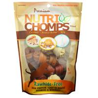 Scott Pet Nutri-Chomps Chicken, Milk & Peanut Butter Flavored Dog Chews from Blain's Farm and Fleet