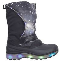 Absolute Canada Boys' Cosmos Light Up Boots from Blain's Farm and Fleet