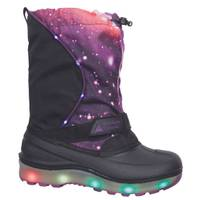 Absolute Canada Girls' Cosmos Light Up Boots from Blain's Farm and Fleet