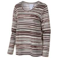 CG | CG Women's Gabrielle Long Sleeve V-Neck Top from Blain's Farm and Fleet