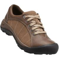 KEEN Women's Cascade Brown & Shitake Presidio Shoes from Blain's Farm and Fleet
