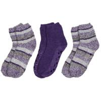 Huffman Hosiery Women's Feather Cozy Socks - 3 Pack from Blain's Farm and Fleet