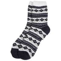 Huffman Hosiery Women's Double Layer Argyle Socks from Blain's Farm and Fleet