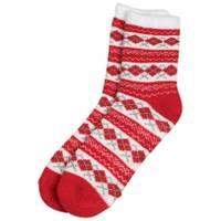 Huffman Hosiery Women's Double Layer Argyle Socks from Blain's Farm and Fleet