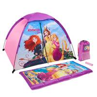Exxel Outdoors The Adventure is On Disney Princesses 4-Piece Camping Kit from Blain's Farm and Fleet