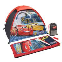 Exxel Outdoors Disney Cars 3 4-Piece Camping Kit from Blain's Farm and Fleet