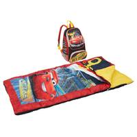 Exxel Outdoors Disney Cars 2-Piece Backpack & Sleeping Bag Set from Blain's Farm and Fleet