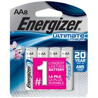 Energizer Lithium AA 8-Pack from Blain's Farm and Fleet