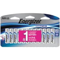 Energizer 12-Pack Lithium