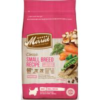 Merrick 4 lb Chicken, Brown Rice, & Peas Classic Small Breed Dry Dog Food from Blain's Farm and Fleet