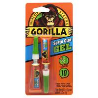 The Gorilla Glue Company Super Glue Gel Tubes (2) from Blain's Farm and Fleet