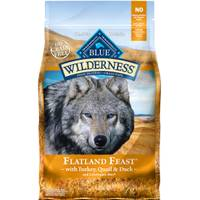 Blue Buffalo Wilderness Wilderness Flatland Feast Dry Dog Food from Blain's Farm and Fleet