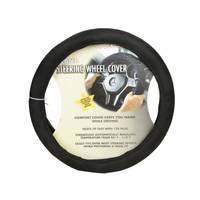 Allison Heated Steering Wheel Cover from Blain's Farm and Fleet