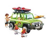 Playmobil Off-Road SUV from Blain's Farm and Fleet