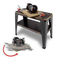 Protocol Two-Shelf Clamping Station from Blain's Farm and Fleet