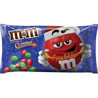 M&M's Christmas Caramel Candies from Blain's Farm and Fleet