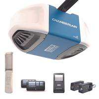 Chamberlain Ultra Quiet 1/2 HP Belt Drive Door Opener from Blain's Farm and Fleet