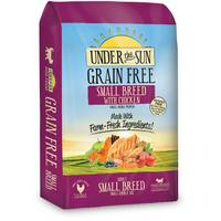Canidae 4 lb Under the Sun Grain Free Small Breed Adult Dog Food with Chicken from Blain's Farm and Fleet