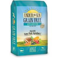 Canidae 4 lb Under the Sun Grain Free Adult Dog Food with Whitefish from Blain's Farm and Fleet