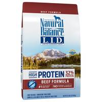 Natural Balance High Protein Beef Formula Dry Dog Food from Blain's Farm and Fleet