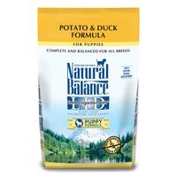 Natural Balance L.I.D. Potato & Duck Puppy Formula Dry Dog Food from Blain's Farm and Fleet