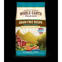 Whole Earth Farms 4 lb Grain Free Recipe Healthy Puppy Food from Blain's Farm and Fleet